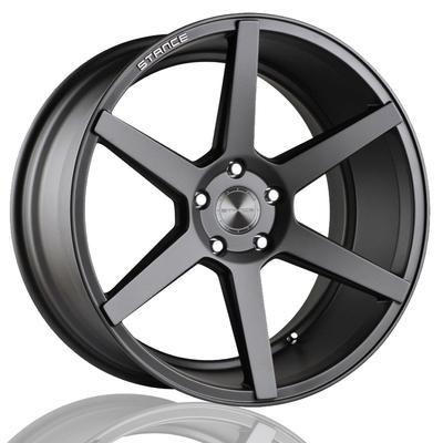Stance Wheels SC-6 Slate Grey